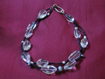 Chunky Rock Crystal Necklace