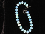 Faceted Gorgeous Opalite Necklace